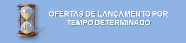 OFERTAS VÁLIDAS POR TEMPO LIMITADO