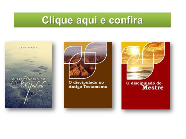 e-books sobre discipualdo